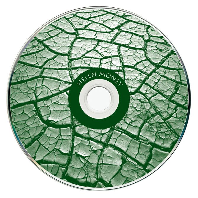 Helen Money CD Package Design4