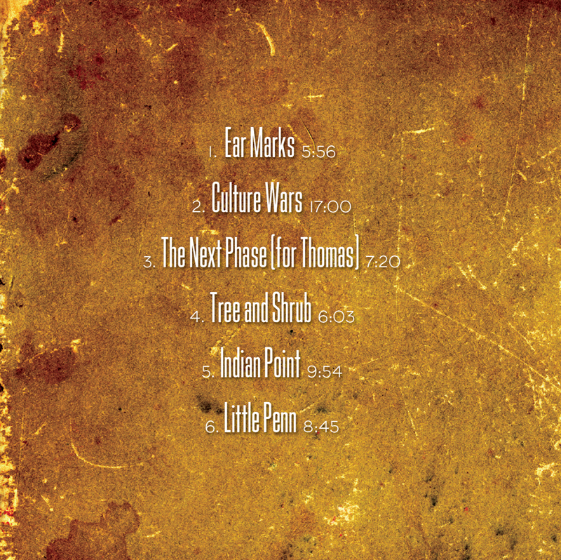 Dave Douglas CD Design #2