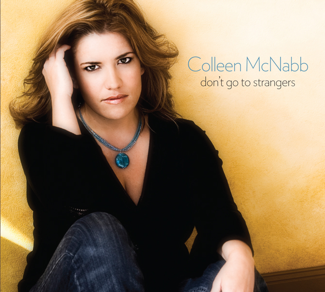 Colleen McNabb Cd Package Design#1