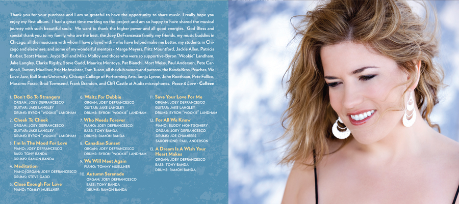 Colleen McNabb Cd Package Design3