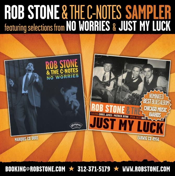Rob Stone Sampler