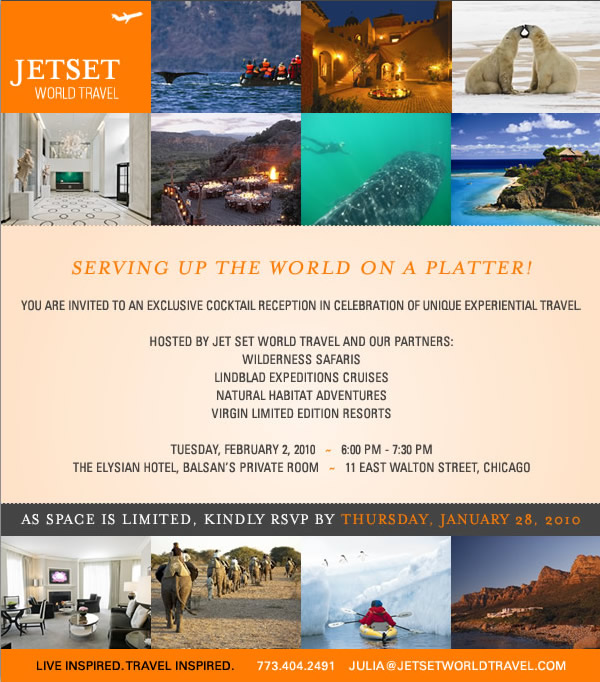 Jet Set Worl Travel Email Marketing 3