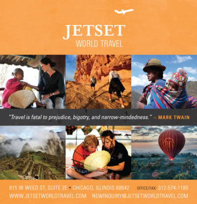 Jet Set World Travel