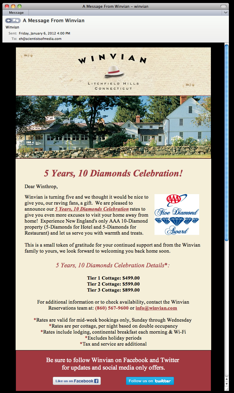 Winvian Email Newsletter Design Programming 02