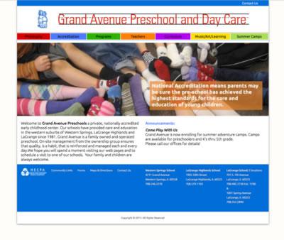 Grand Avenue Preschool