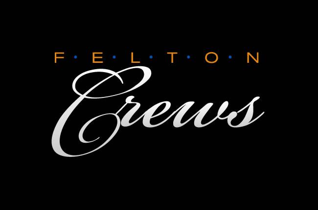 Felton Crews Logo Design