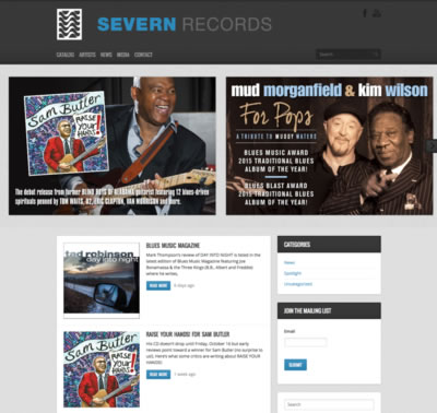 Severn Records