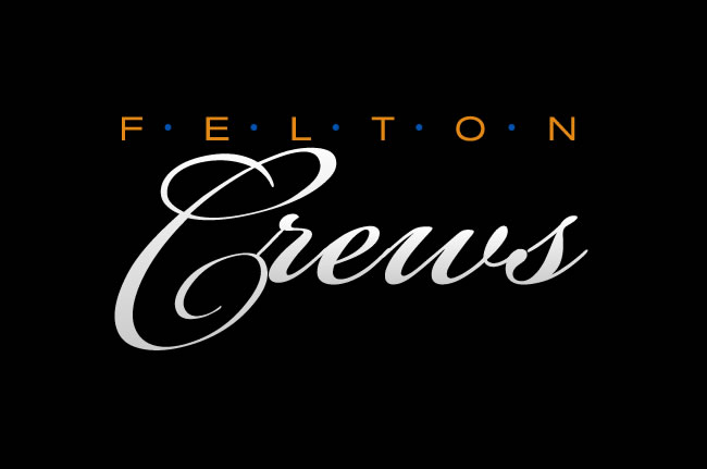 Felton Crews Logo Design