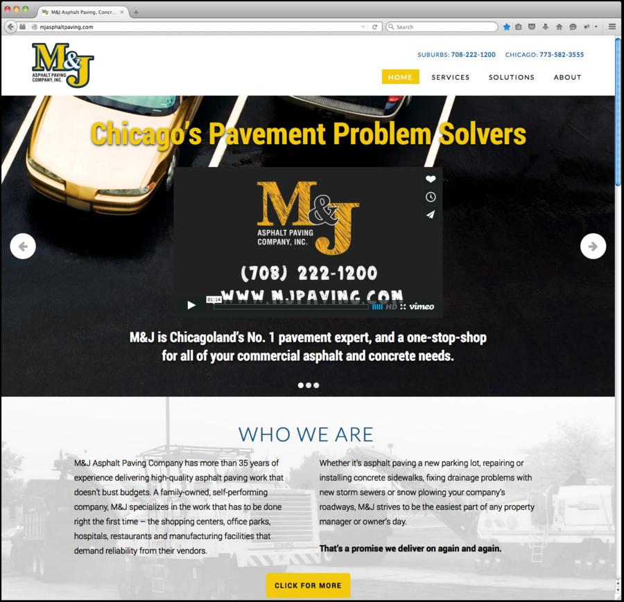 M&J Web Design 1