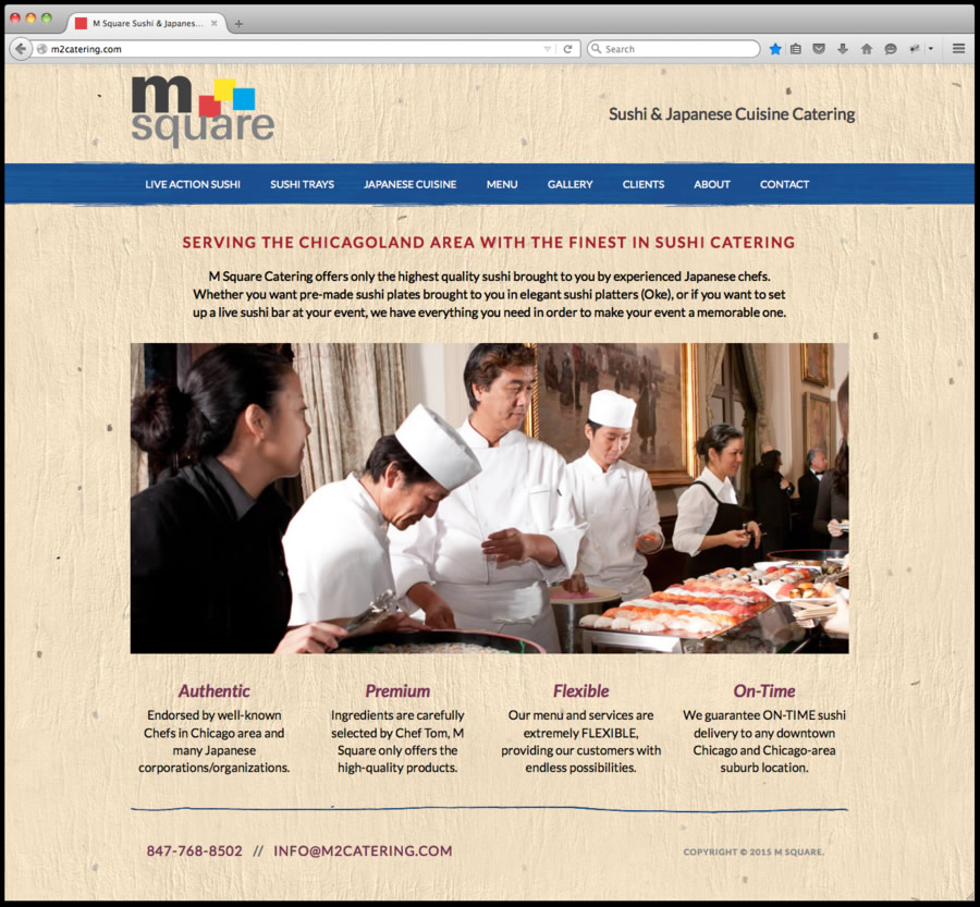 M Square Web Design 1