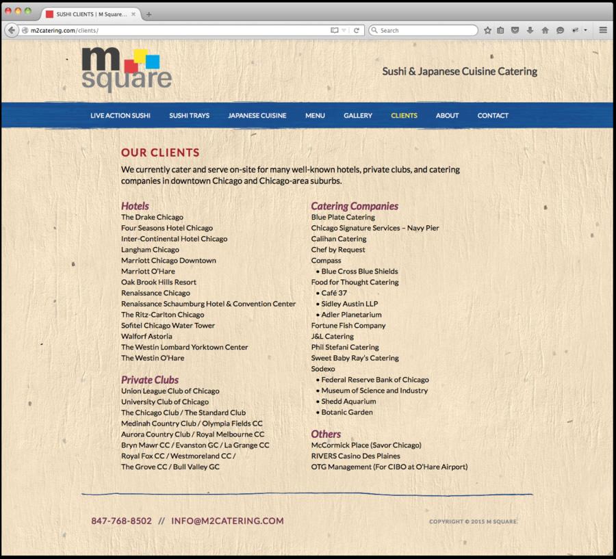 M Square Web Design 4