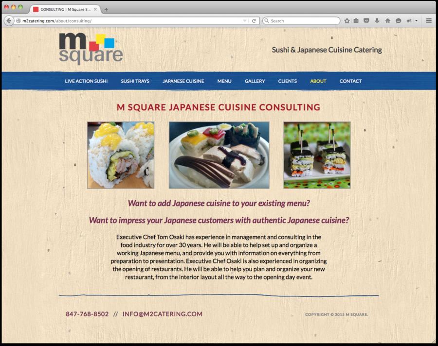 M Square Web Design 5